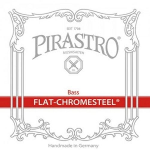 Pirastro Flat Chromesteel Double Bass Strings