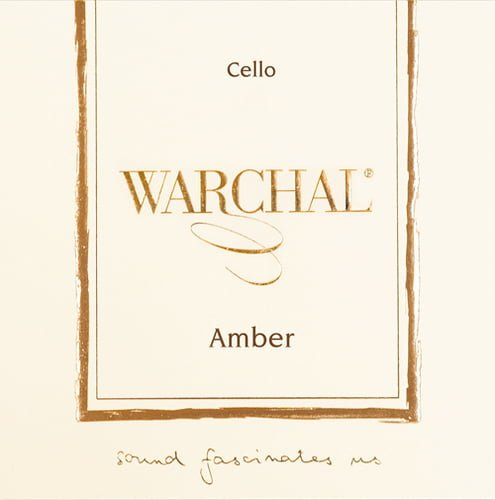 Amber Cello Set of Strings 4/4 Medium