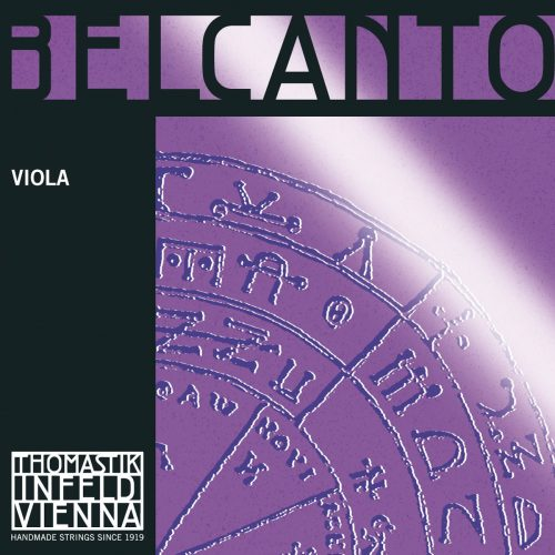 Belcanto Viola Set of Strings 4/4 Medium