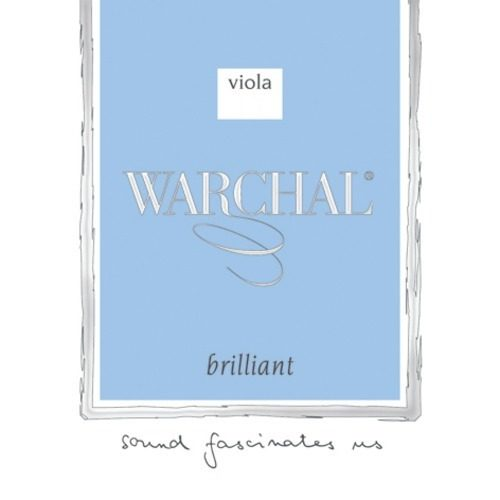 Brilliant Viola Set of Strings 36-38cm Medium Synthetic A