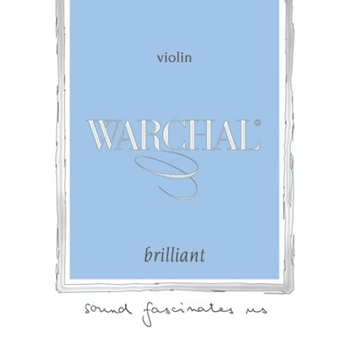 Brilliant Violin Set of Strings 4/4 Medium Ball