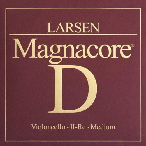 Magnacore Cello D String 4/4 Medium