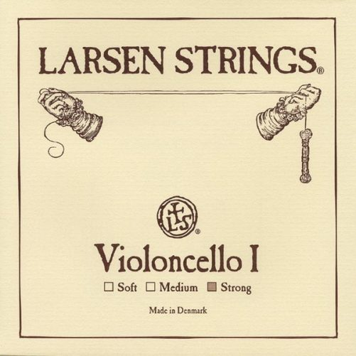 Larsen Cello E String 4/4 Medium