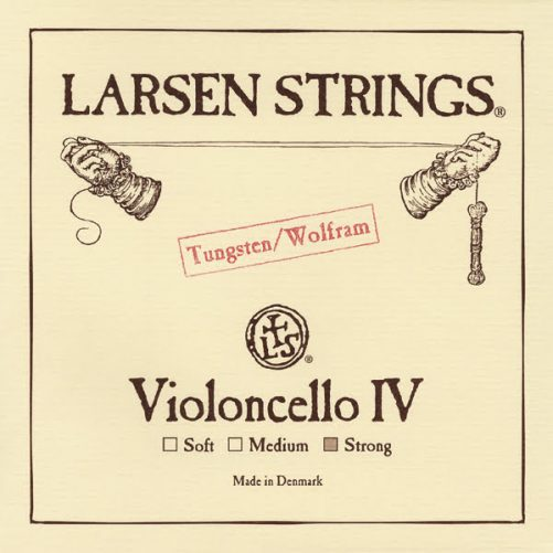 Larsen Cello C String 4/4 Low