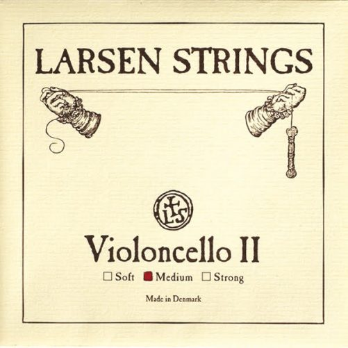 Larsen Cello D String 4/4 Low