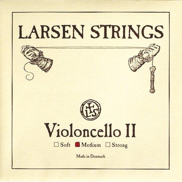 Larsen Cello D String 4/4 Low
