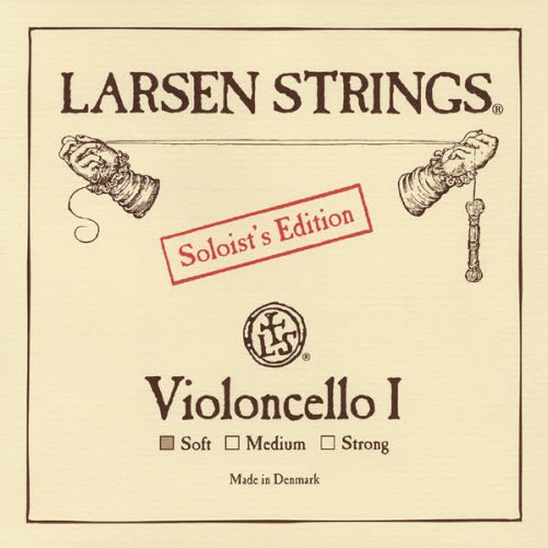 Larsen Soloist Cello A String 4/4 Low