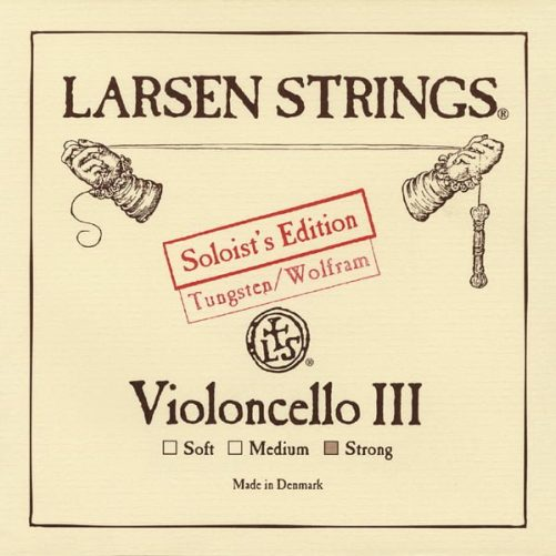 Larsen Soloist Cello G String 4/4 Low