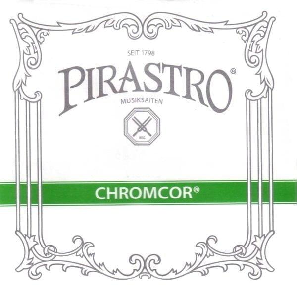 Chromcor Cello Set of Strings 4/4 Medium