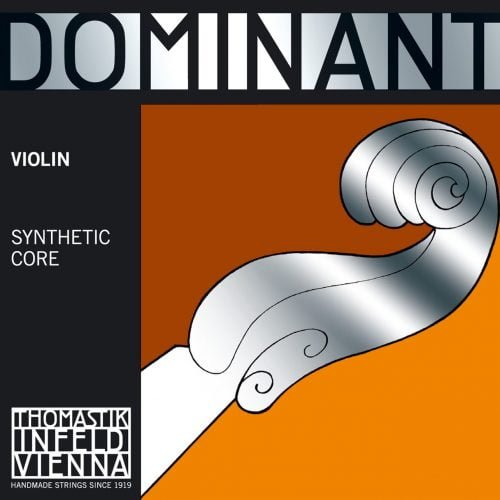 Dominant Violin A String 4/4 Medium Ball Aluminium