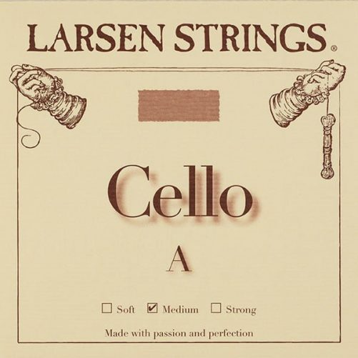 Larsen Cello Set of Strings 3/4 Medium