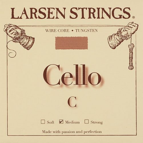 Larsen Cello C String 3/4 Medium