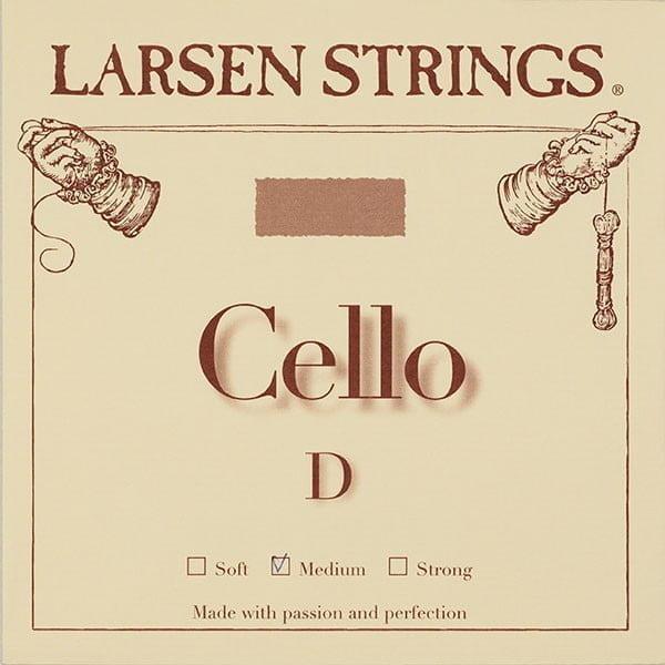 Larsen Cello D String 3/4 Medium