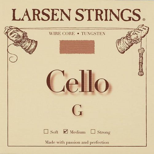 Larsen Cello G String 3/4 Medium