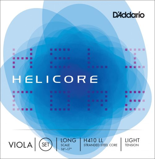 Helicore Viola Set of Strings 38cm Low