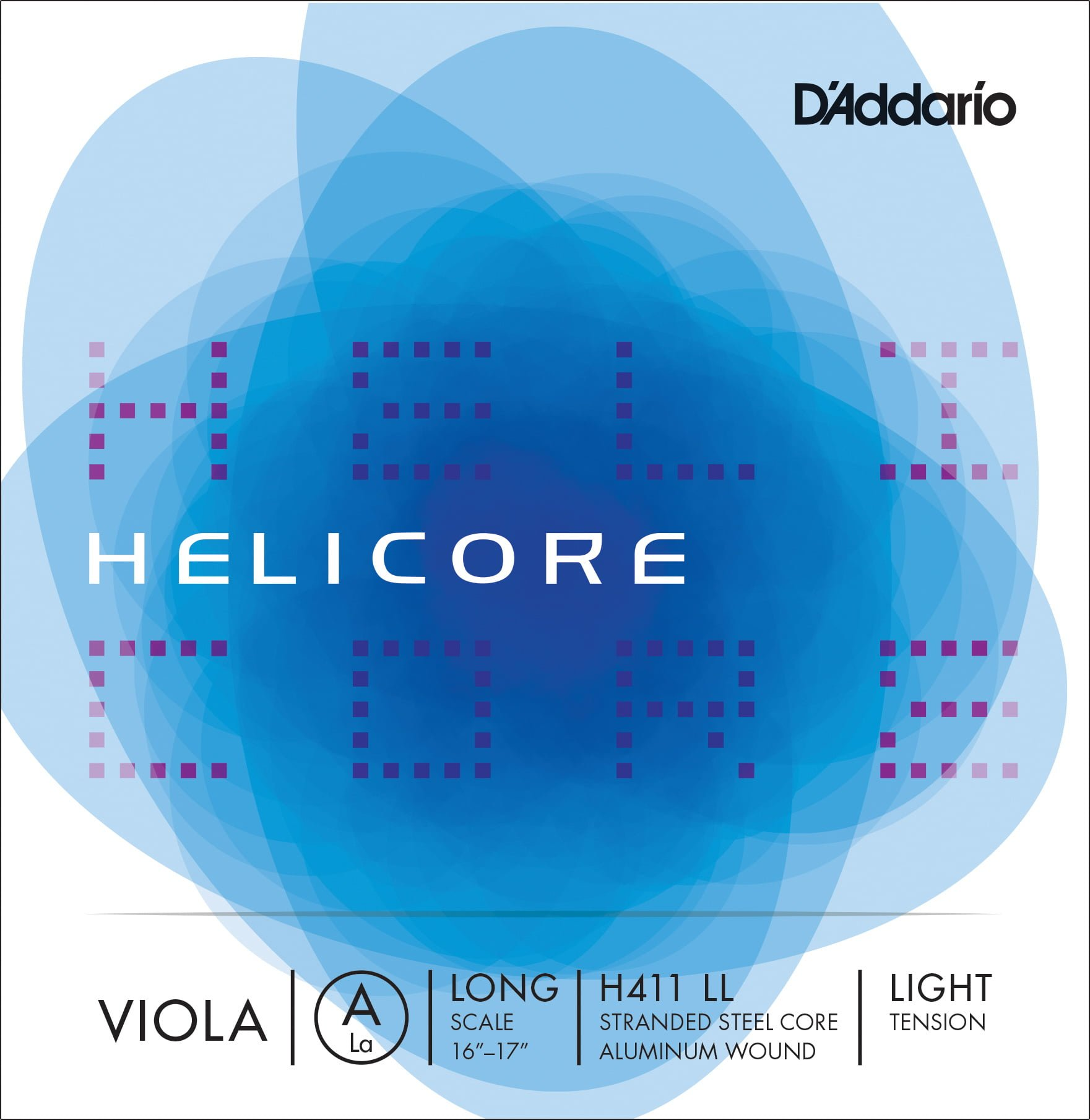 Helicore Viola A String 38cm Low