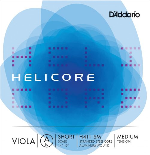Helicore Viola A String 33cm Medium