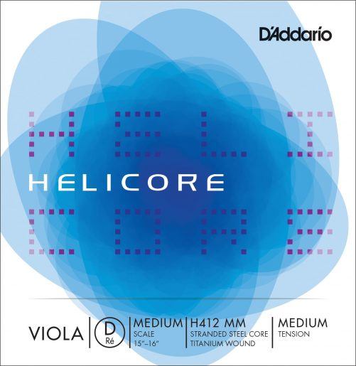 Helicore Viola D String 36cm Medium