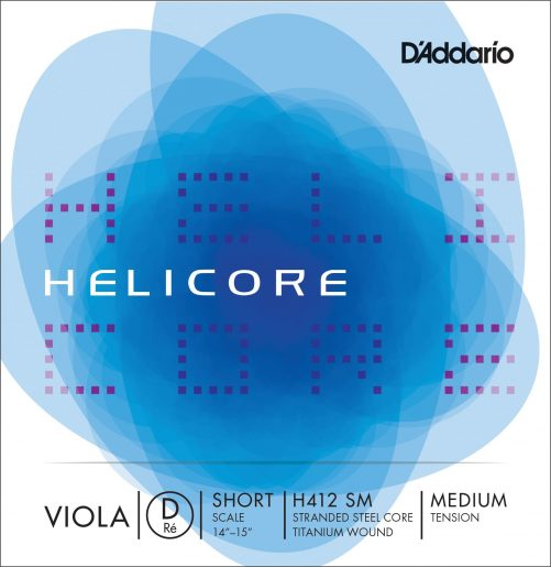 Helicore Viola D String 33cm Medium