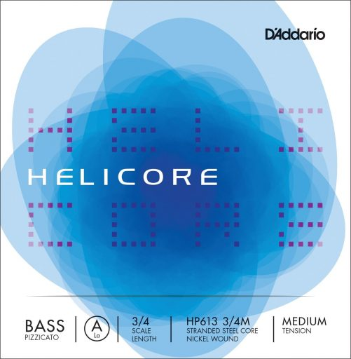 Helicore Pizzicato Double Bass A String 3/4 Medium