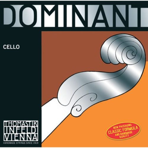 Dominant Cello Set of Strings 4/4 Low