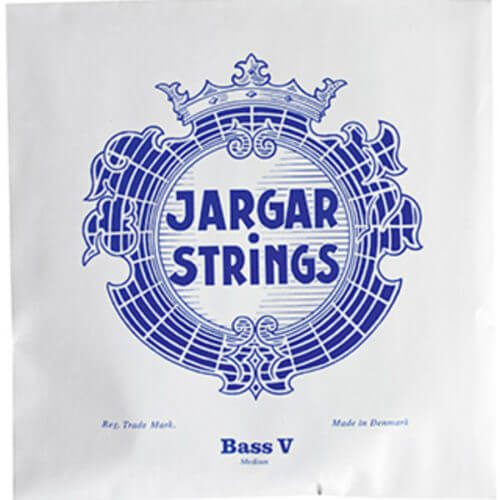Jargar Double Bass 2.1m Ext. E String Forte