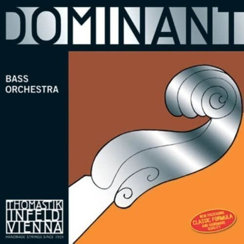 Dominant Double Bass F# String Solo Tuning