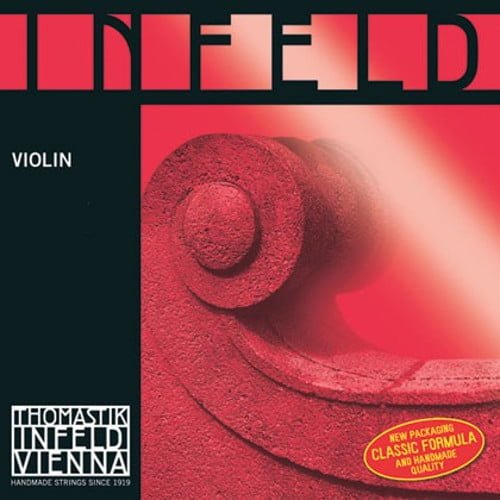 Infeld Red Violin G String 4/4 Medium Ball Silver