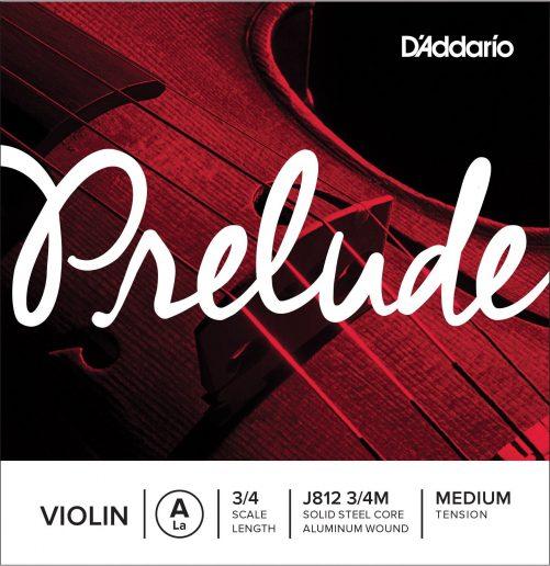 Prelude Violin A String 3/4 Medium