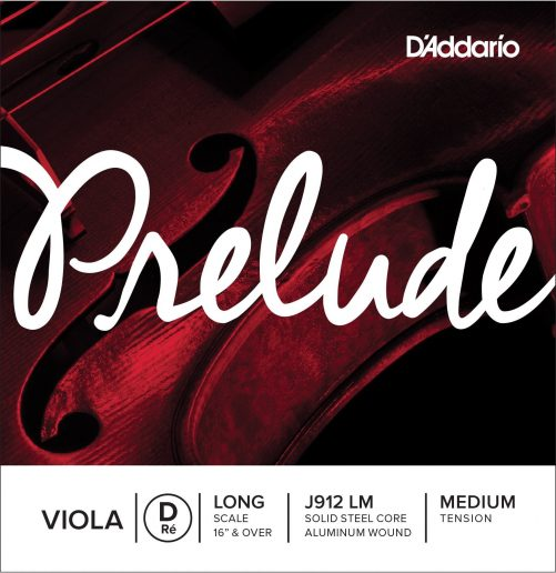 Prelude Viola D String 38cm Medium