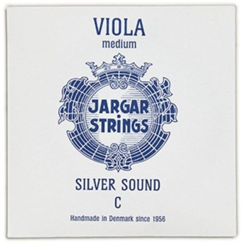 Silver Sound Viola C String 4/4 Medium