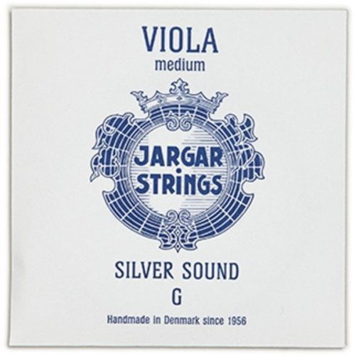 Silver Sound Viola G String 4/4 Medium