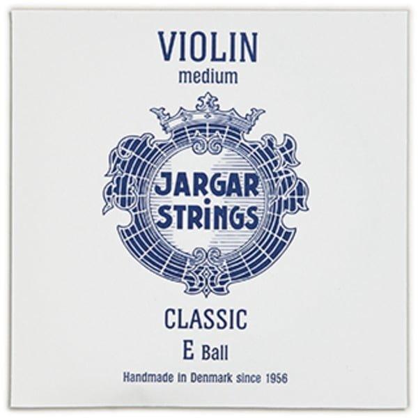 Classic Violin E String 4/4 Medium Ball