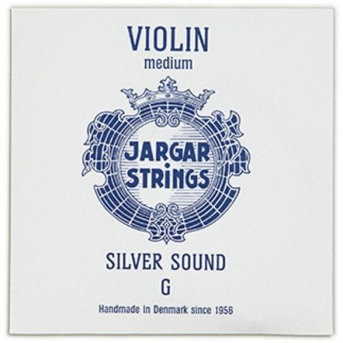 Silver Sound Violin G String 4/4 Medium