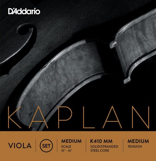 Kaplan Forza Viola Set of Strings 36cm Medium