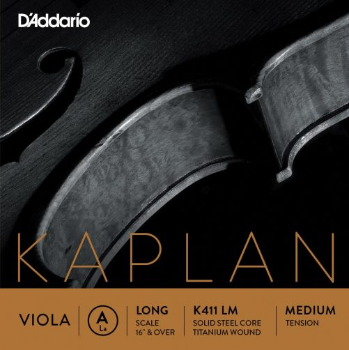 Kaplan Forza Viola A String 38cm Medium
