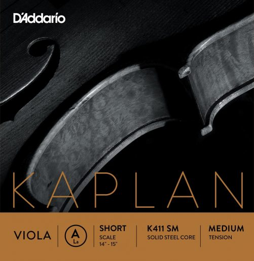 Kaplan Forza Viola A String 33cm Medium