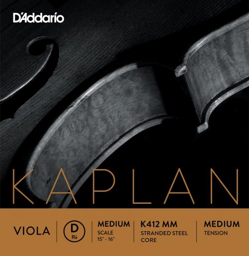 Kaplan Forza Viola D String 36cm Medium
