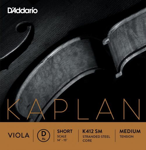 Kaplan Forza Viola D String 33cm Medium