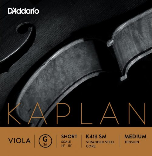 Kaplan Forza Viola G String 33cm Medium