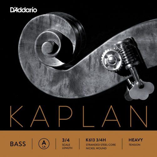 Kaplan Double Bass A String 3/4 High