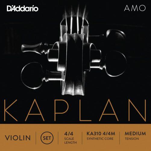 Kaplan Amo Violin Set of Strings 4/4 Medium