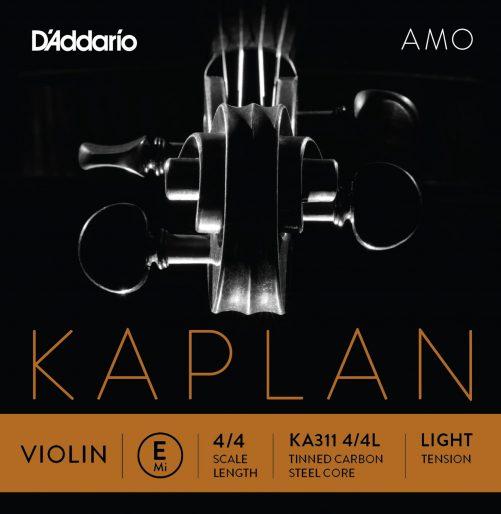 Kaplan Amo Violin E String 4/4 Low