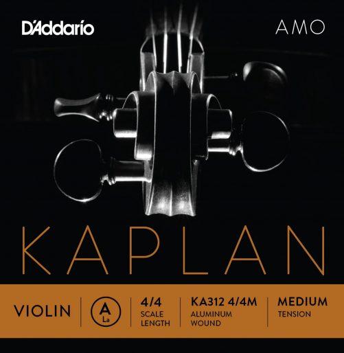 Kaplan Amo Violin A String 4/4 Medium
