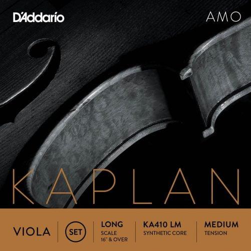 Kaplan Amo Viola Set of Strings 38cm Medium