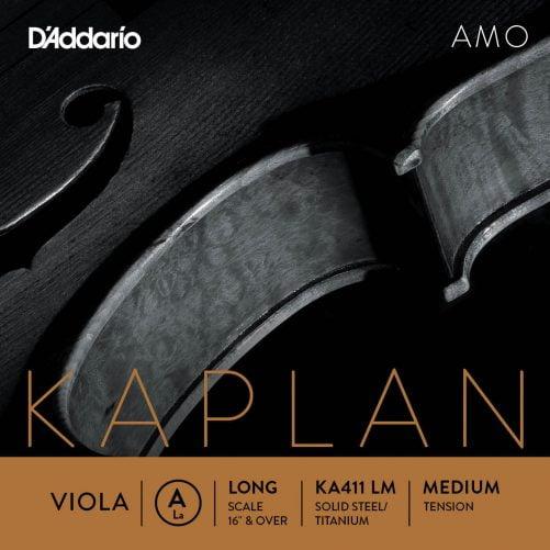 Kaplan Amo Viola A String 38cm Medium