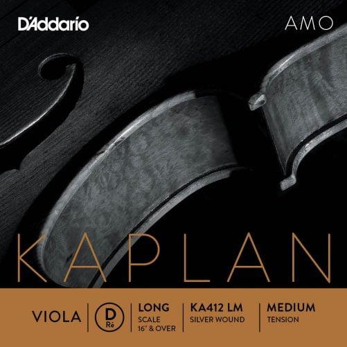 Kaplan Amo Viola D String 38cm Medium