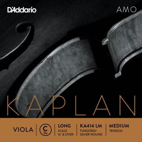 Kaplan Amo Viola C String 38cm Medium