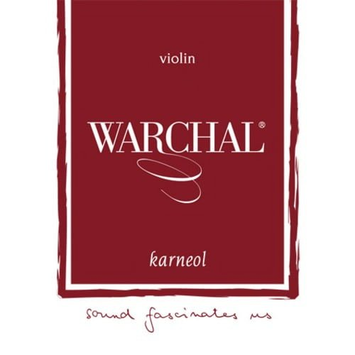 Karneol Violin Set of Strings 4/4 Medium Ball