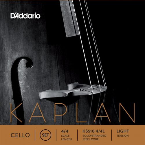 Kaplan Cello Set of Strings 4/4 Low